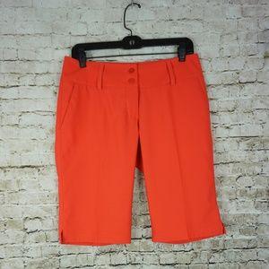 "Adidas Clima Lite Golf Bermuda Shorts 12"" Inseam"